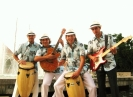 Salsa Band Latino Total
